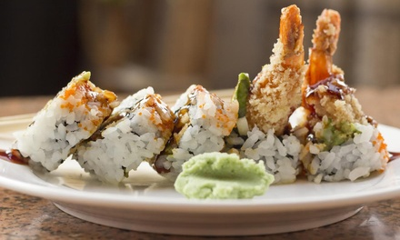 Sushi Rolls from Yummy's Sushi and BBQ (Up to 53% Off)