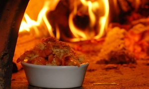 Heart Woodfire Kitchen: Farm-to-Table American Cuisine at Heart Woodfire Kitchen (Up to 38% Off). Two Options Available.