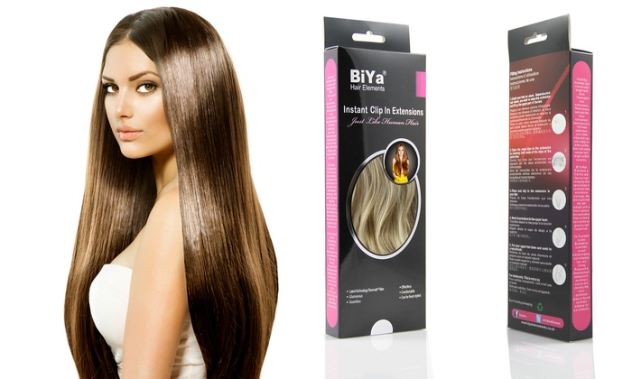 Hair Extensions Groupon Uk - Remy Indian Hair