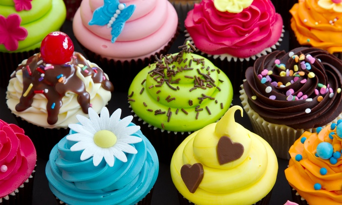 Eat Heavenly Cupcakes - College Park: $13 for Two Groupons, Each Good for $10 Worth of Treats at Eat Heavenly Cupcakes ($20 Total Value)