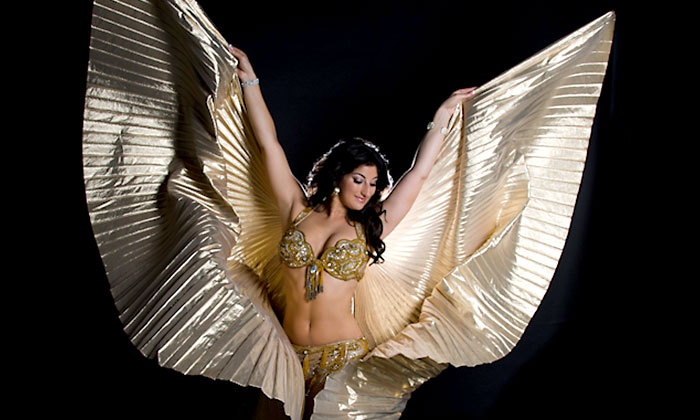 Madrasat al Raqs Denise Cultural Center - Los Angeles: 10 or 25 Authentic Belly-Dance Classes from Madrasat al Raqs Denise Cultural Center (50% Off)