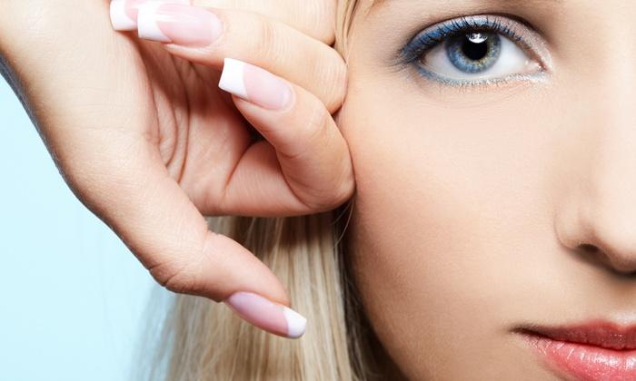 Visual Elegance Hair Studio - Nutley: Three or Five Eyebrow or Upper Lip Waxes at Visual Elegance Hair Studio (Up to 58% Off)