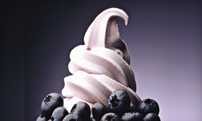 Roly Poly  - Acworth-Kennesaw: $15 for a Five-Punch Pass for Two Small Frozen Yogurts per Visit at Roly Poly in Kennesaw ($32.50 Value)