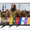 "LG 4K UHD Smart LED 60"", 65"", or 70"" TV"