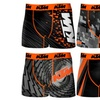 4 boxers KTM en microfibre