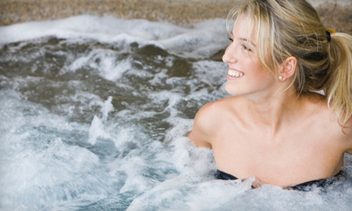 Forest Hills Spa - Forest Hills: Bathhouse Day for One, Two, or Four with $15 Spa Credit at Forest Hills Spa in Corona (Up to 60% Off)