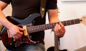 Yamaha Music School Tyneside: Guitar, Drum or Keyboard Lessons: Four (£19.95) or Six (£24) at Yamaha Music School Tyneside (Up to 68% Off)