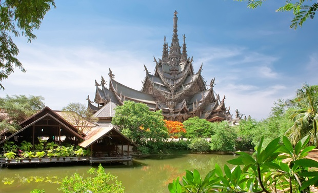 TripAlertz wants you to check out ✈ 11-Day Tour of Thailand and China with Airfare from Affordable Asia. Price per Person Based on Double Occupancy. ✈ 11-Day Tour of Thailand & China with Airfare - Tour of Thailand & China