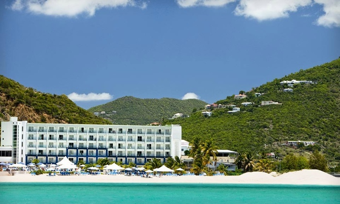 The Sonesta Great Bay Beach & Casino - St. Maarten: All-Inclusive Stay at The Sonesta Great Bay Beach & Casino in St. Maarten. Starting at $1299 Total, $649.50 Per Person.