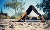 OOB: Hot Pepper Yoga - The Groves: 10 Yoga Classes or One Month of Unlimited Yoga Classes at Hot Pepper Yoga (Up to 59% Off)