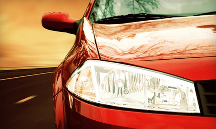 Amity Car Wash & Detail Center - Amityville: $29 for Three Ultimate Washes at Amity Car Wash & Detail Center in Amityville ($71.82 Value)