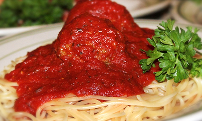 Anzio's Italian Restaurant - Phoenix: Italian Cuisine at Anzio's Italian Restaurant (Up to 46% Off). Two Options Available.