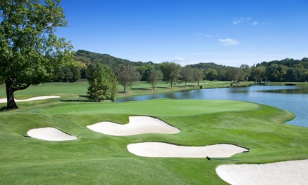 Up to 55% Off round of golf  at Riverlands Golf & Country Club