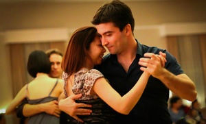 LivingTango.com: Six Weeks of Argentine Tango Lessons or One 60-Minute Private Tango Lesson at Living Tango (Up to 50% Off)