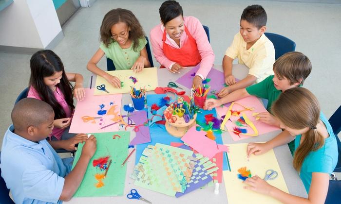 U.s. Arts And Design - Northwood: $18 for $40 at Parents & Me Art Classes (55% OFF) at US Arts & Design