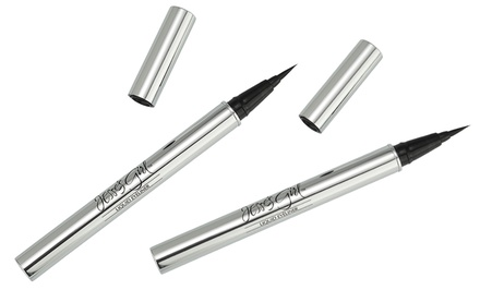 groupon daily deal - Jesse's Girl Waterproof Liquid Eyeliner (2-Pack)