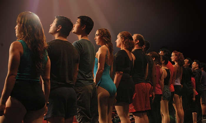 """""""A Chorus Line"""" - Sunnyvale Theatre at the Sunnyvale Community Center: """"A Chorus Line"""" at Sunnyvale Theatre at the Sunnyvale Community Center, November 1–16 (Up to 40% Off)"""