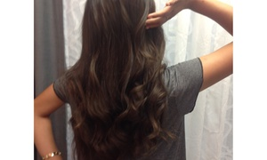55% Off a Haircut, Highlights, and Style at Studio Cutoure, plus 6.0% Cash Back from Ebates.