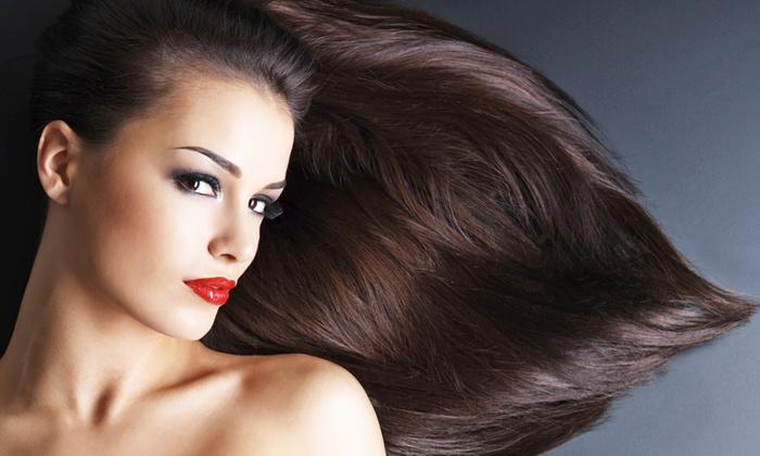 Plaza Del Sol - Plaza del Sol: Bellezza capelli con taglio e in più colore e shatush o balayage da 16,90 €