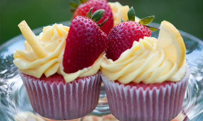 Low Country Quisine - Parkside Center: One or Two Dozen Cupcakes, or $15 for $30 Worth of Desserts at Low Country Quisine (Up to 55% Off)