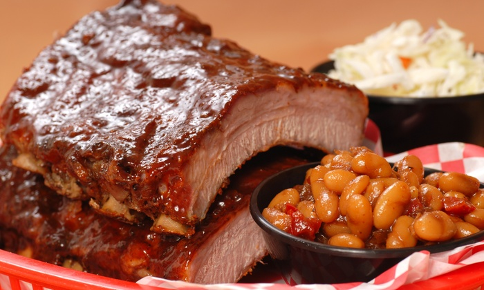 Stacy's Smoke House Bbq - Mesa: $16 for $35 Worth of Barbecue — Smoke House BBQ