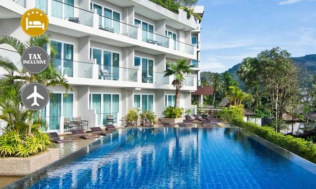 Phuket: 4* Beach Resorts + Flights 0