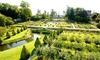 Le potager des Princes - Chantilly: Entrées au Potager des Princes et au parc animalier animé, pour 2 personnes à 12,50 €