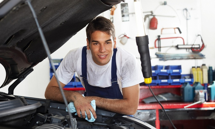 Chestnut Automotive - Redwood City: Up to 67% Off Oil Change at Chestnut Auto Repairs