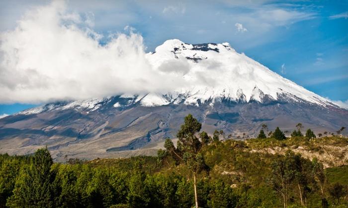 Ecuador Tour with Airfare - Hotel Quito: Nine-Day Tour of Ecuador from Gate 1 with Round-Trip Airfare from Miami (MIA)