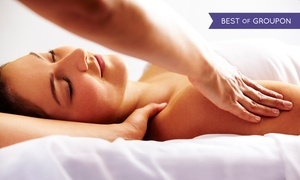 Elements Massage: One or Two 55-Minute Therapeutic Massages or One 80-Minute Massage at Elements Massage (Up to 56% Off)