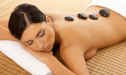 60-Minute Full-Body Massage or Hot-Stone Indigenous Focal Point Massage at My M.I.S.S. Haven (Up to 56% Off)