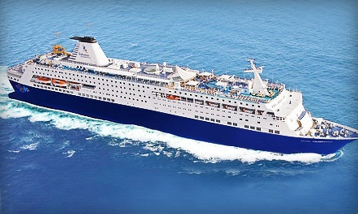 Celebration Cruise Line - West Palm Beach to Bahamas: $199 for Two-Night Bahamas Cruise for Two from Celebration Cruise Line (Up to $ 478 Value)