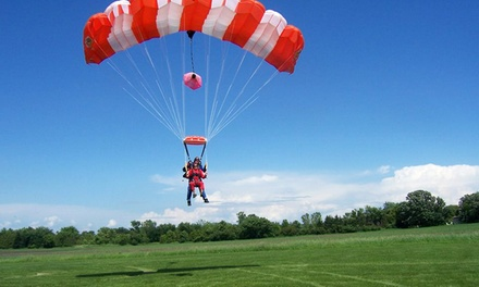 $139 for Tandem Skydive from Skydive Adventure ($205 Value)