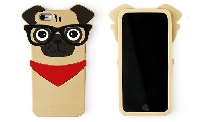 pug iphone 6 case