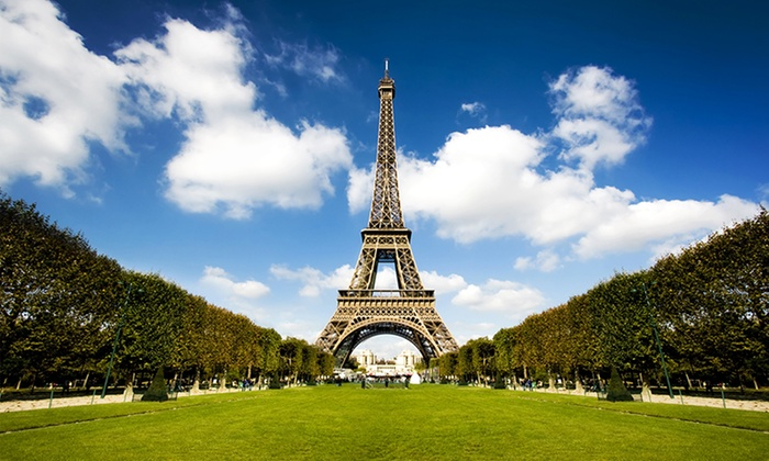 Paris and Rome Vacation with Airfare - Courtyard Paris Arcueil: 8-Day Paris and Rome Vacation with Airfare from Gate 1 Travel. Price/Person Based on Double Occupancy.
