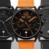 SO & CO New York Men's Sleek Sport Multifunction Watch