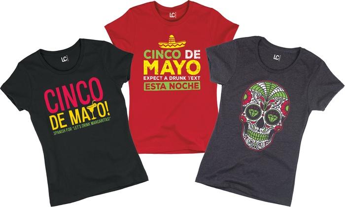 Cinco de mayo clothing stores