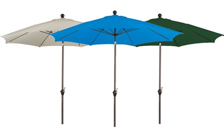 California Umbrella 9ft. Wind-Resistant Patio Umbrella. Multiple Colors Available. Free Returns.