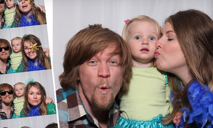 MYSTIC Photo Booth - New Orleans: Three- or Four-Hour Photo-Booth Rental from Mystic Photo Booth (Half Off)