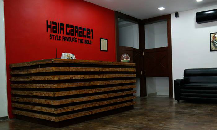 Full Body Massage At Hair Garage 1   Hair Beauty U0026 Makeup Studio, Jubilee  Hills