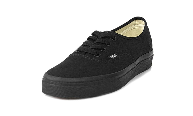 vans authentic czarne 40