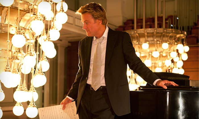 "Michael W. Smith's ""A Very Special Christmas – Symphony Concert"" - Shoreline Park: Michael W. Smith Christmas Concert for Two at Shoreline Church on Saturday, December 15, at 7 p.m. (Half Off)"