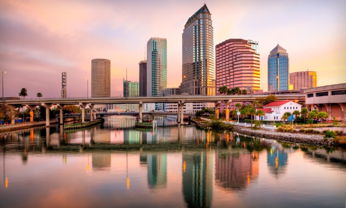 null - Tampa Bay Area: Stay at 4-Star Mystery Hotel in Tampa, FL