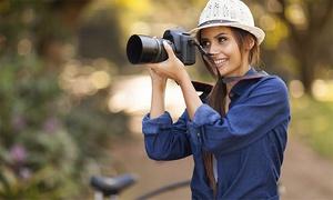 Officina delle Visioni: Corso di fotografia, video con Reflex o Photoshop per una, 2 o 3 persone con Officina delle Visioni (sconto fino a 87%)