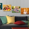 "Up to 82% Off Custom 16""x20"" Canvas Prints from Fabness"