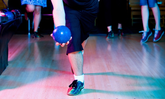 Sherwood Bowl - Sherwood Park: C$26 for One Hour of Bowling for Up to Six with Shoe Rental at Sherwood Bowl (C$50 Value)