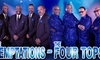 The Temptations and The Four Tops – Up to 37% Off