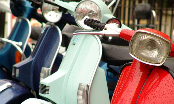 City Cycle Chicago Inc - Chicago: Scooter Rentals for One or Two from City Cycle Chicago Inc (50% Off)