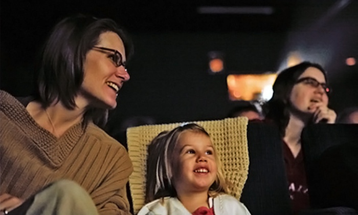 Facets Cinematheque - DePaul: One-Time or One-Year Family Pass, or Movie for Two with Popcorn and Sodas at Facets Cinematheque (Up to 51% Off)