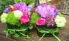 Wertgutschein für Blumen